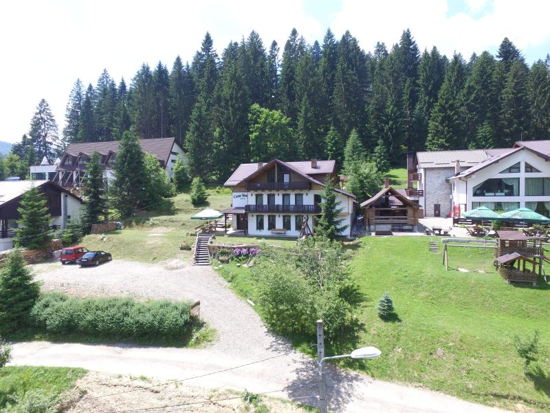 Casa Verde Voronet from Exterior