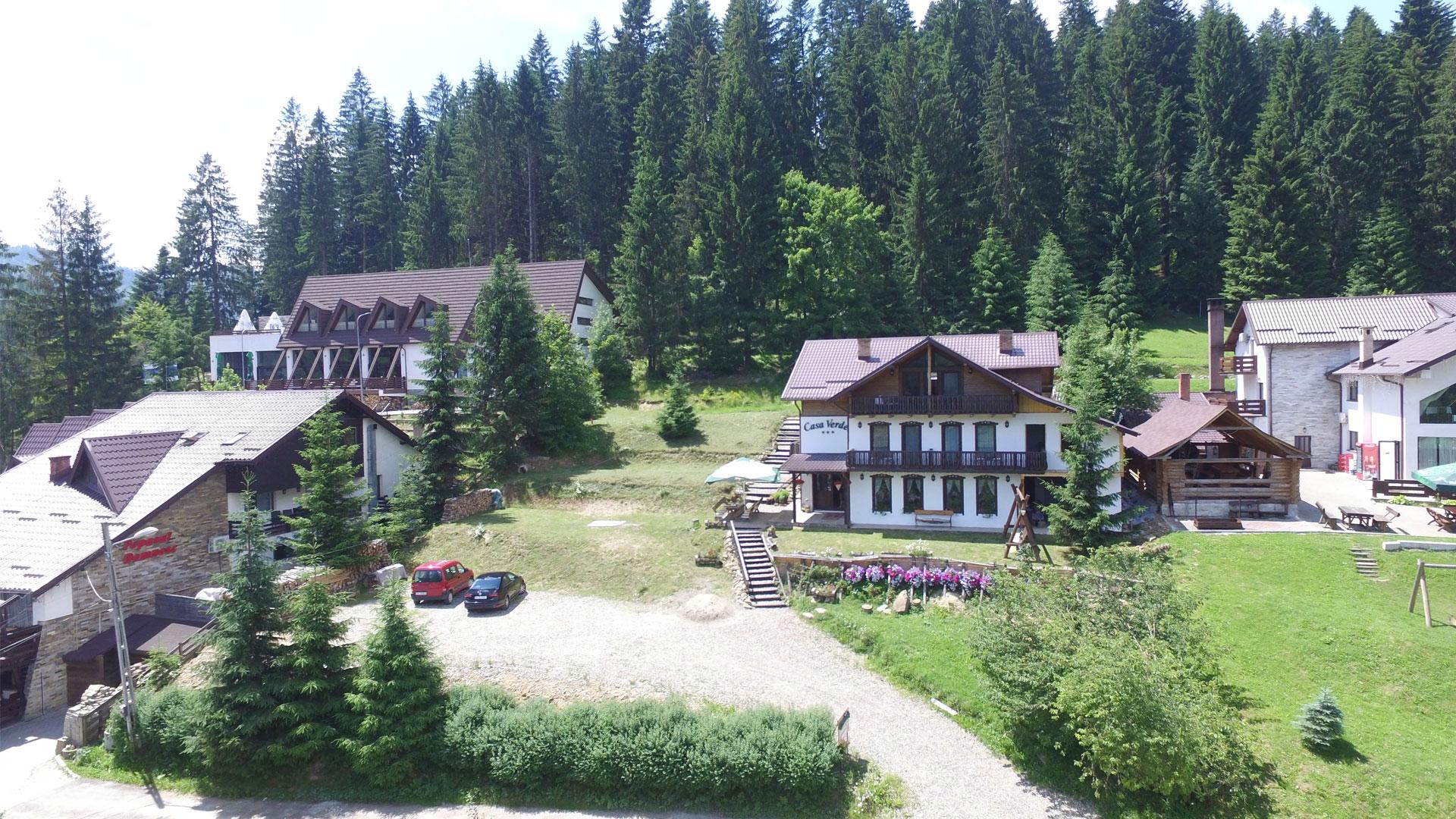 Casa Verde Voronet